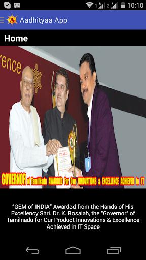 【免費教育App】Aadhityaa-APP點子