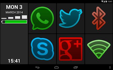 BIG Launcher Screenshot 9