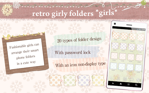 retrogirly folder *girls*