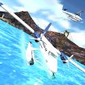 Seaplane racing rival icon