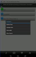 Screenshot of e.driver 2015 Theorieprüfung