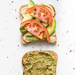 Ultimate 4-Layer Vegan Sandwich.