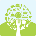 LocallyGreen Restaurant Finder logo