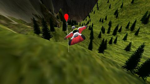 Wingsuit Lite Screenshot 3