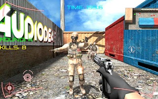 Screenshot of Zombie Attack Protocol