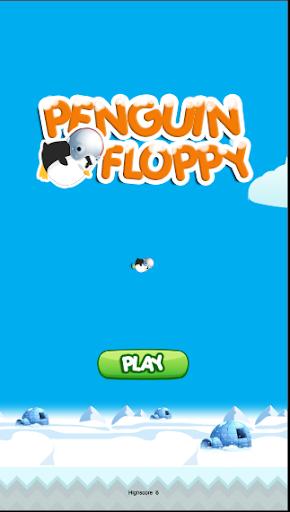 Penguin Floppy Fly