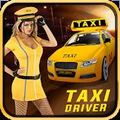 Crazy Taxi Driver 3D