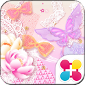 Lacy Butterfly for[+]HOME icon