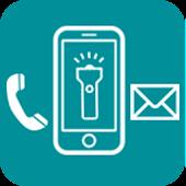 Download Flashlight Alert Call & SMS APK on PC