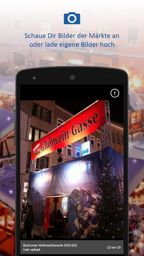 Weihnachtsmärkte Deutschland - screenshot
