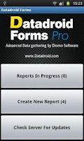 Screenshot of Datadroid Forms Pro