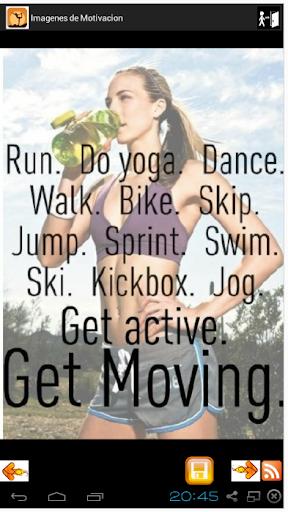 Imagenes de motivacion Fitness