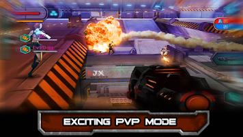 Screenshot of Bounty Hunter: Black Dawn