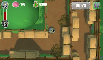 Screenshot of Rolling Head