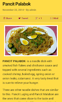 Download pinoy food recipes by cp power apk latest version app for pinoy food recipes by cp power poster forumfinder Choice Image