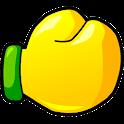 Punch pang icon
