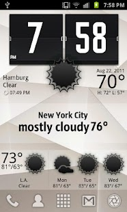 BeWeather & Widgets Pro Screenshot 4