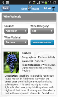 Download Chef Vivant MySommelier Pro APK for Android