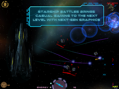 Starship Battles - screenshot thumbnail