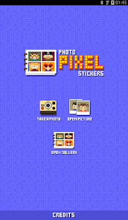 Photo Pixel Stickers- screenshot thumbnail