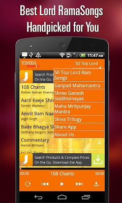 50 Top Lord Ram Songs - screenshot