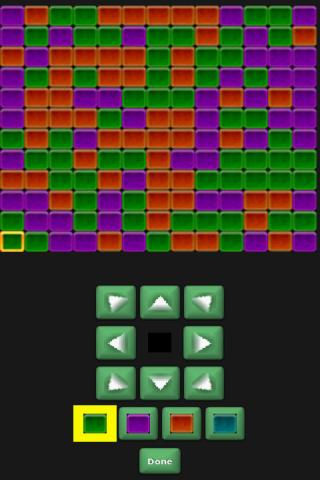 Cube Crash Solver - screenshot