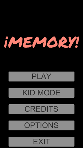 ¡MEMORY