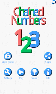 Chained Numbers