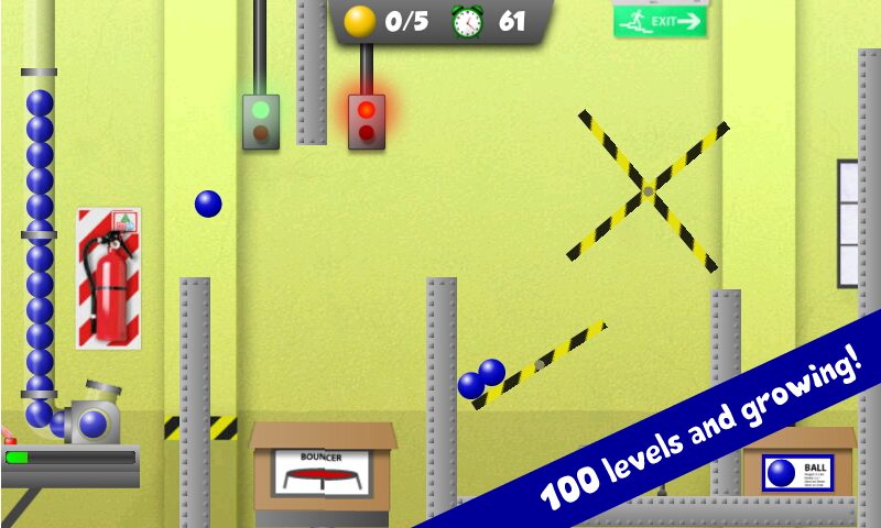 Pack the Ball- screenshot