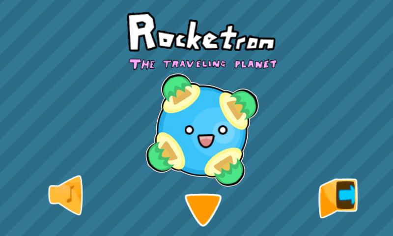 Rocketron- screenshot