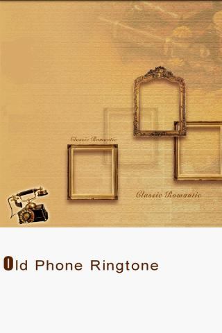 Old Phone Ringtone - screenshot