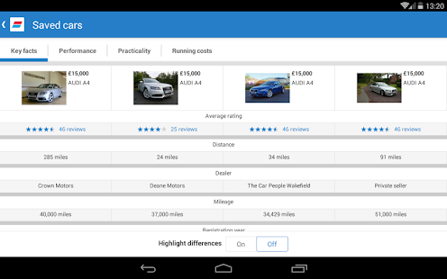 Auto Trader- screenshot thumbnail
