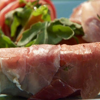 Prosciutto with Pears and Rocket Recipe