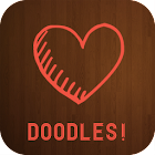 Doodle photo editor HD kids icon