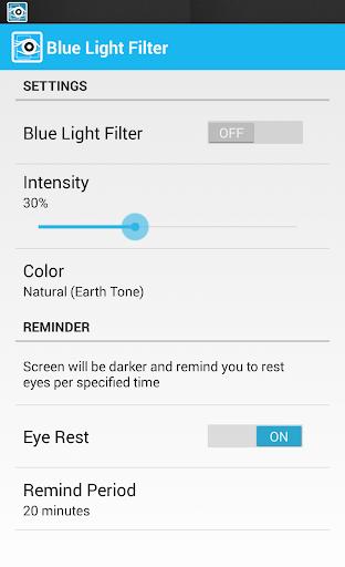 濾藍光 眼睛休息提醒器