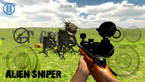 Alien Sniper 3D Combat Apk Download Free for PC, smart TV