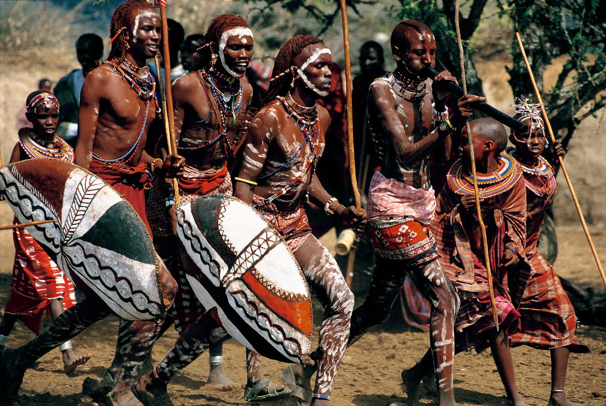 Traditional African Weapons - Kenya National Archives — Google Arts & Culture