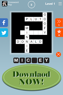 Crossword Pop™ - Play Now