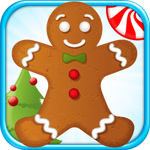 Gingerbread Cookie Decorator!
