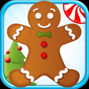 Gingerbread Cookie Decorator! 休閒 App Store-愛順發玩APP
