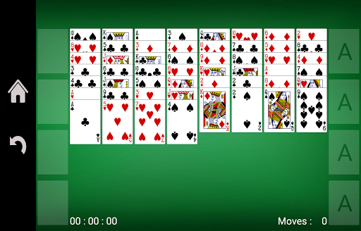 FreeCell Solitaire  screenshots 6