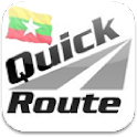 Quick Route Burma icon
