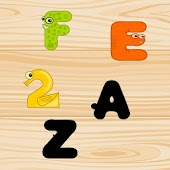 Toddlers puzzles : Alphabet