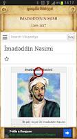 Screenshot of şparqalka ƏDƏBİYYAT