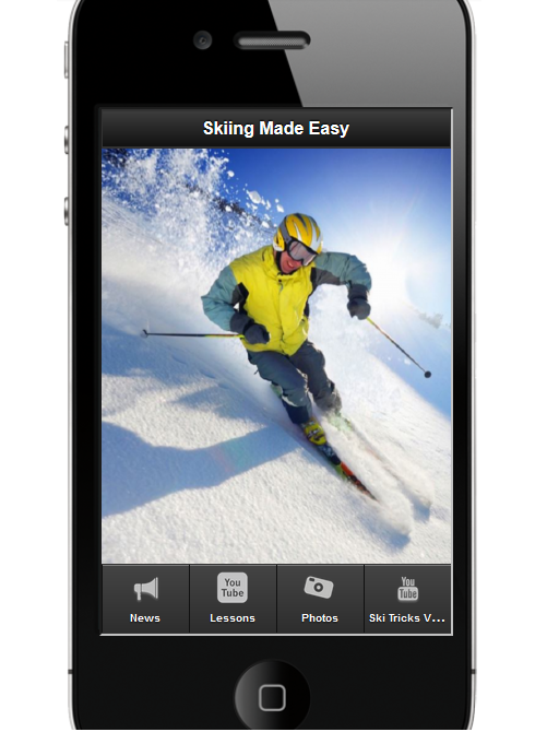 Learn To Ski - Made Easy - screenshot