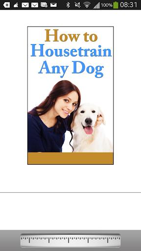 Dog House Training