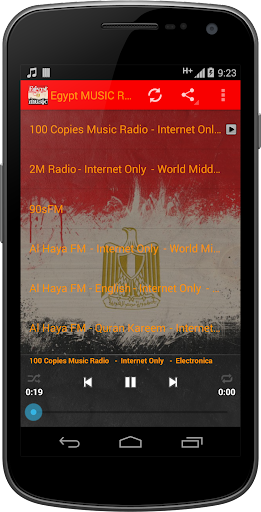 Egypt MUSIC Radio