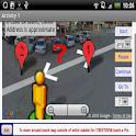 StreetView Im Here logo