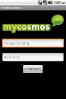 Screenshot of SMS Mycosmos