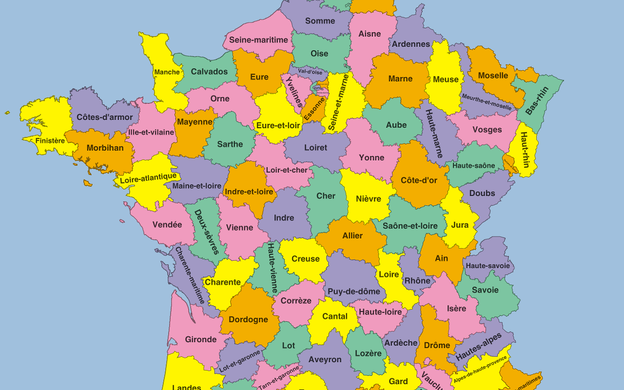 France Departments Map Puzzle Android Apps On Google Play - Chicago map puzzle